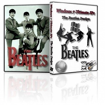 Winsows 7 Ultimate SP1 x86 The Beatles Design StartSoft 58 59
