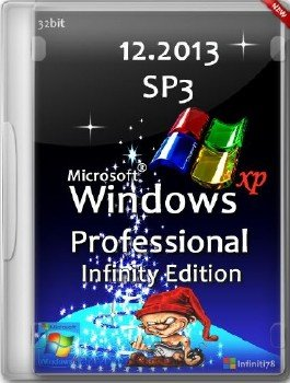Windows XP Professional Service Pack 3 x86 Infinity Edition 12.2013