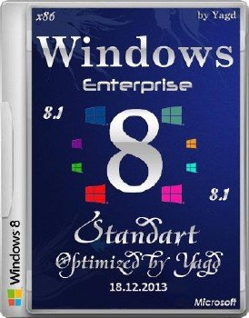 Windows 8.1 Enterprise StopSMS (x32) Optimized by Yagd v.12.1 [18.12.2013] [Rus]