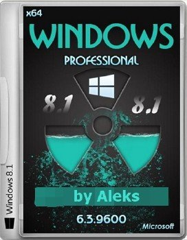 Windows 8.1 Professional by Aleks v.28.01.2014 (x64)
