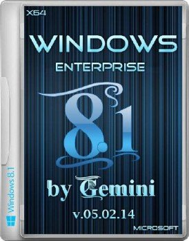 Windows 8.1 Enterprise by Gemini