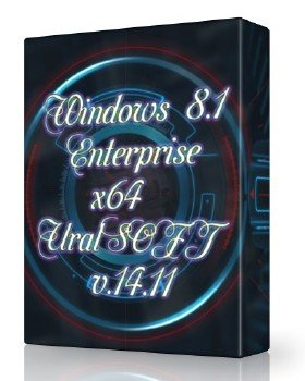 Windows 8.1x64 Enterprise UralSOFT v.14.11