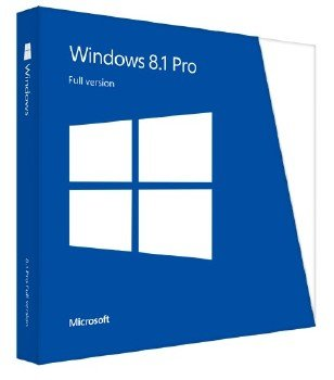 Windows 8.1 professional 9600 (х86,х64) (2014) [RUS|ENG]