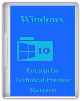 Microsoft Windows Technical Preview for Enterprise 6.4.9841 x86-x64 US Mistake
