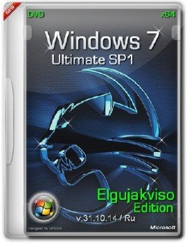 Windows 7 Ultimate SP1 x64 Elgujakviso Edition