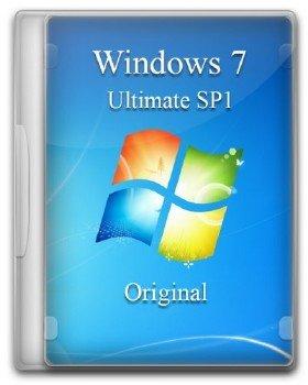 Скачать торрент чистый windows 7 ultimate (x86 и х32 bit.