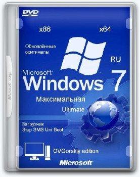 Скачать торрент windows 7 максимальная ru x86-x64