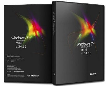 Windows 7x86x64 Ultimate mini v.34.15