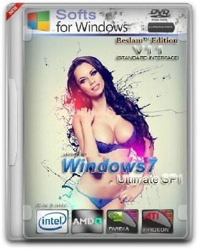 WINDOWS 7 ULTIMATE SP1 BESLAM™ EDITION v 11