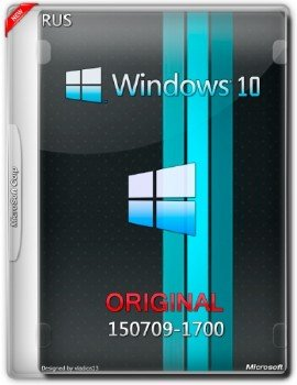 Windows 10 Pro 10240 x86/x64 2DVD [Ru]
