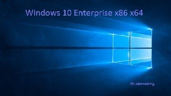Windows 10 Enterprise x86 x64 BLaboratory