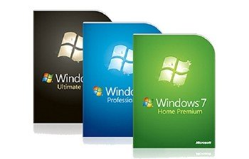 Microsoft Windows 7 Ultimate-Enterpise E - Оригинальные образы