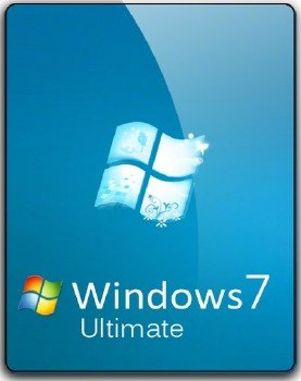 Windows 7 Ultimate SP1 RU x86 [Update 25.09.2015 / Activated] by Altron