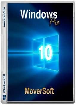 Windows 10 Pro х86/x64 MoverSoft 11.2015 10.0.10240 [Multi/Ru]