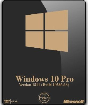 Windows 10 Pro (x64) by SLO94 v.14.01.16 [Ru]