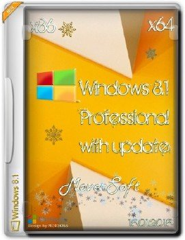 Windows 8.1 Pro with update MoverSoft