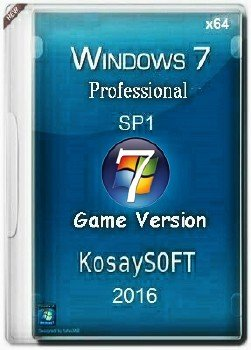 Windows7 SP1 Pro x64 Game by KosaySOFT.v.27.02.16