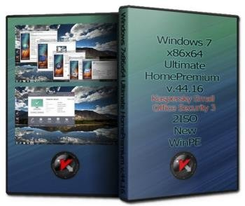 Windows 7x86x64 Ultimate & HomePremium v.44.16
