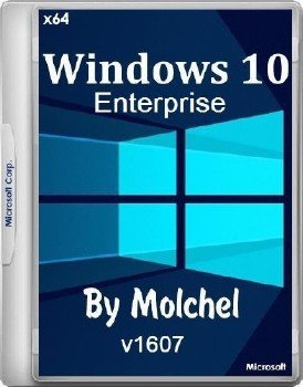 Windows 10 Ent v1607 x64 [Ru] 716 by molchel