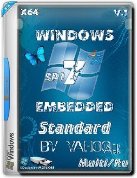 Windows Embedded Standard 7 SP1 v1 [Multi/Ru]