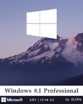 Windows 8.1 Pro AIO by SLO94 v.20.09.16 [Ru]