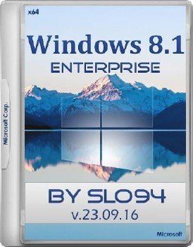 Windows 8.1 Enterprise (64 bit) by SLO94