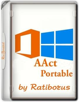 AAct 2.1 Portable (x86-x64) (2016) [Русский/Английский]
