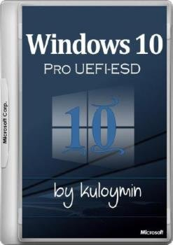 Windows 10 Pro x64|UEFI by kuloymin v5.1 (esd) [Русская]