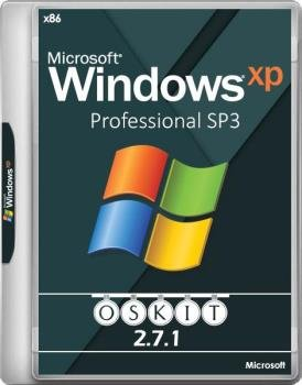 Windows XP SP3 OSKIT 2.7.1 [Русская]
