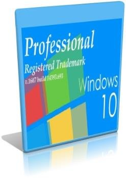 Windows 10 Professional Registered Trademark [v1607 14393.693]