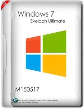 Windows 7 Evelach Ultimate M150517 x32-64 [RU / 2017 / Release]