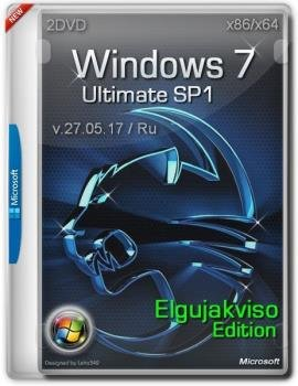 Windows 7 Максимальная SP1 (x86/x64) Elgujakviso Edition
