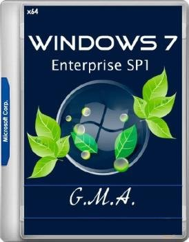 Windows 7 Enterprise SP1 x64 RUS G.M.A. v.16.01.18
