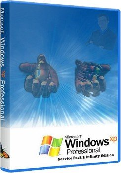 Microsoft Windows XP Professional Service Pack 3 Infinity Edition