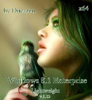 Windows 8.1 Enterprise x64 Lightweight v.1.13 by Ducazen