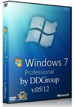 Windows 7 Pro SP1 x86 [ v.05.12 ] by DDGroup™ [ Ru ]