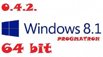 Windows 8.1 Professional x64 6.3 9600 MSDN версия 0.4.2 PROGMATRON