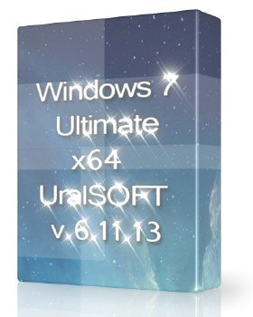 Windows 7x64 Ultimate UralSOFT v.6.11.13