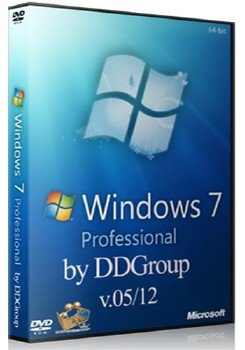 Windows 7 Pro SP1 x64 [ v.05.12 ] by DDGroup™ [ Ru ]