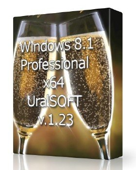 Windows 8.1x64 Pro UralSOFT v.1.23