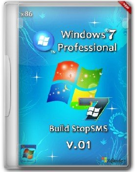 Windows 7 SP1 Professional Build StopSMS x86 by X@nder [v.1] [Ru]