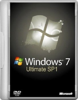 Windows 7 Ultimate SP1 x86 by zondey v.16.01.2014