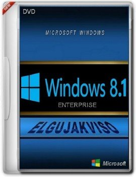 Windows 8.1 Enterprise Elgujakviso Edition v18.01.14