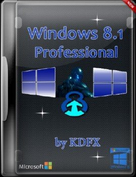 Microsoft Windows 8.1 Professional x86 by KDFX