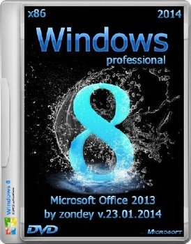 Windows 8.1 Pro & Microsoft Office 2013 by zondey v23.01.2014