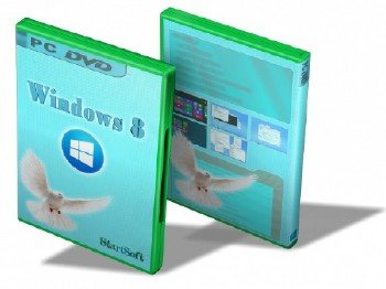 Windows 8 Professional StartSoft v26 (32bit) (2013) [Rus]
