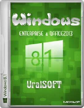 Windows 8.1x64 Enterprise & Office2013 UralSOFT v.14.7