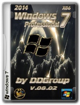 Windows 7 Professional SP1 x86 [v.08.02]by DDGroup™[Ru]
