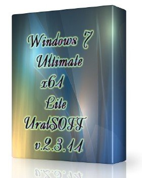 Windows 7x64 Ultimate Lite UralSOFT v.2.3.14