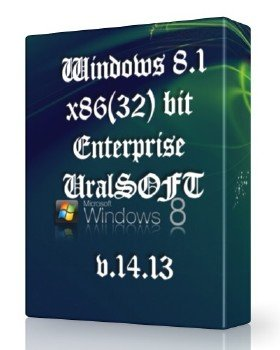 Windows 8.1x86 Enterprise UralSOFT v.14.13